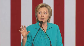 Clinton and Trump accuse each other of bigotry in new attacks