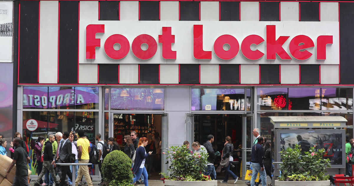 Foot Locker turns all its stores into voter registration hubs