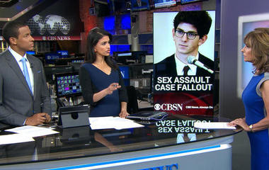 Victim from prep school sexual assault case speaks out
