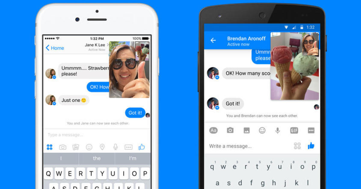 How to use Facebook Messenger's new