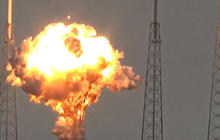 SpaceX rocket explosion is major setback for pioneer