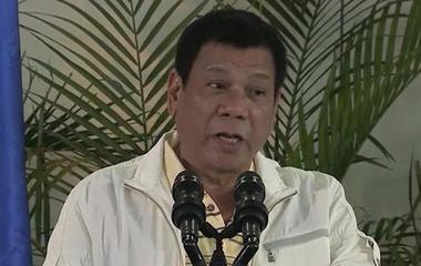 Philippine president has vulgar insult for Obama