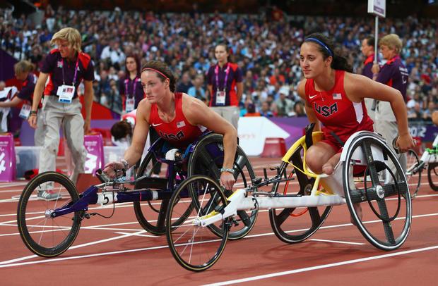 15 inspiring U.S Paralympians