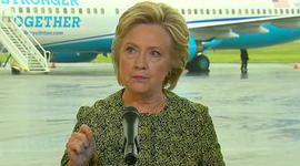 Clinton, Trump spar over terror rhetoric