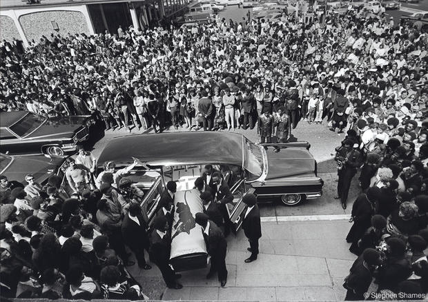 Free Huey Rally Inside The Black Panther Party Pictures Cbs News