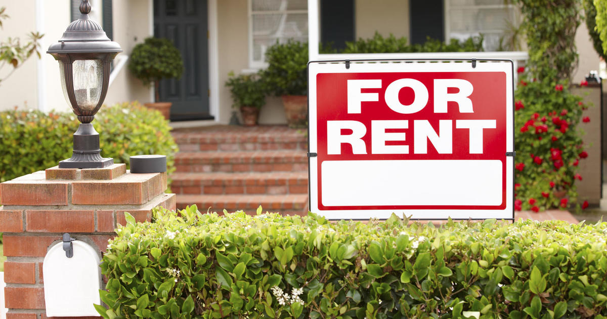 The cheapest U S  cities for renters - CBS News