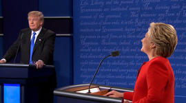 Presidential Debate Part 2: Candidates' tax plans