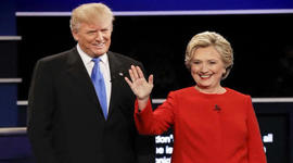 Trump won't hold back on Clinton attacks in the next debate