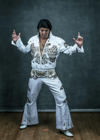World's largest Elvis gathering