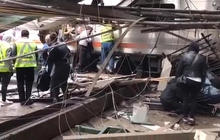 What caused New Jersey train crash?