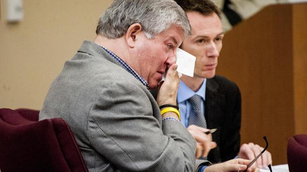 Bernie Tiede at his sentencing trial