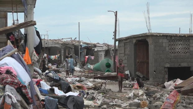 Hurricane Matthew Kills Hundreds In Haiti Batters The