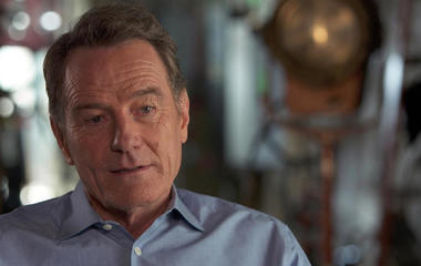 Bryan Cranston on acting: I was scared away from it