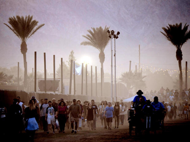 Desert Trip Festival