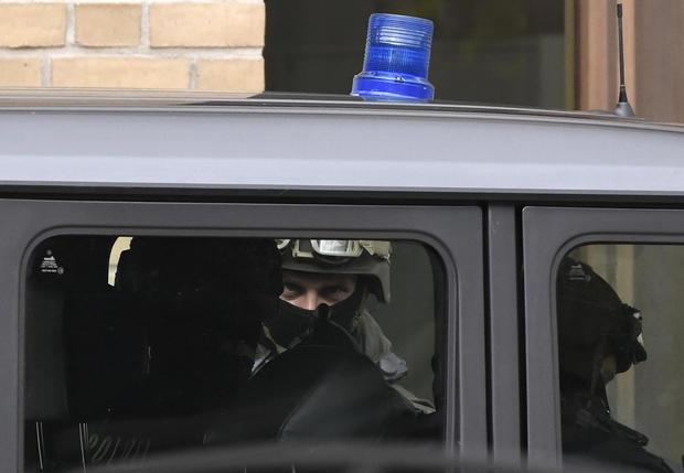 Germany terror plot Jaber Albakr