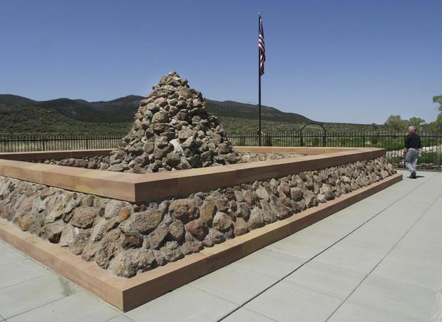 Utah: Mountain Meadows Massacre Site - The most haunted