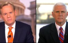 """Pence: Trump """"categorically denies"""" groping accusations"""