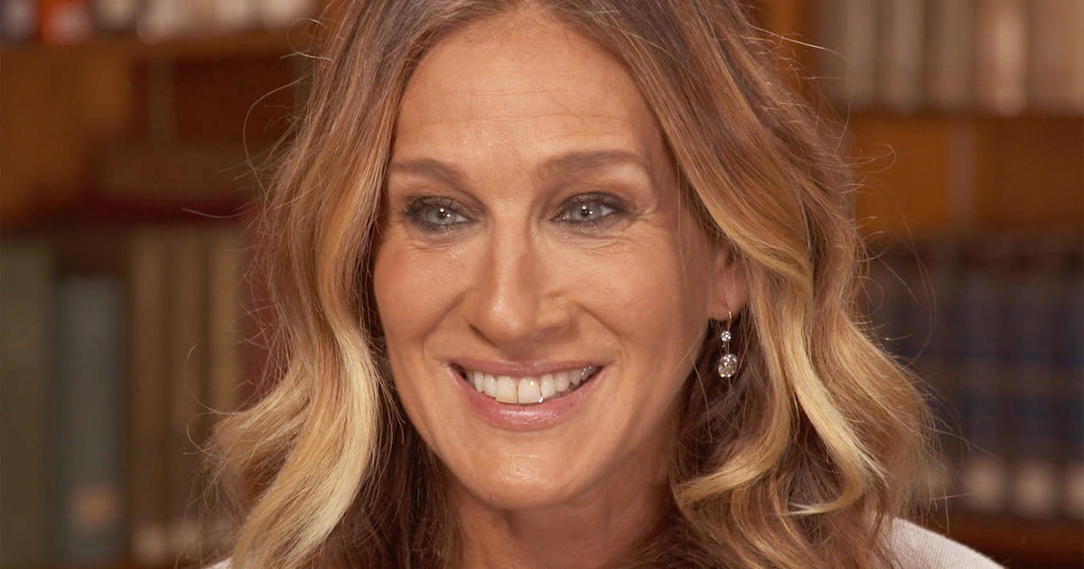 Sarah Jessica Parker With A Very Different Take On Love