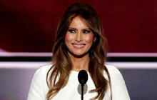 "Melania Trump: Donald was ""egged on"" into ""boys' talk"" on Access Hollywood"