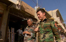 Troops recapture villages from ISIS in Mosul offensive