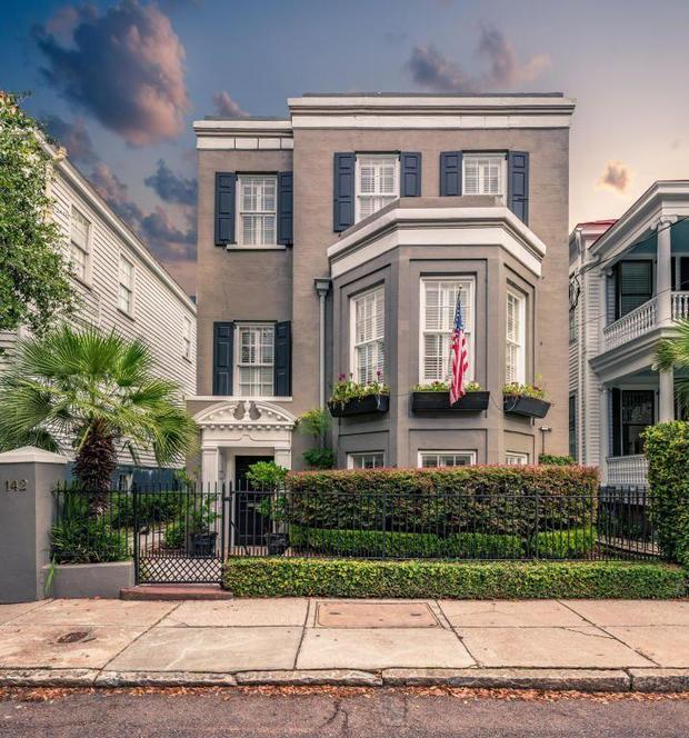 Charleston Sc Homes: 10 Homes You Can Buy For $2 Million