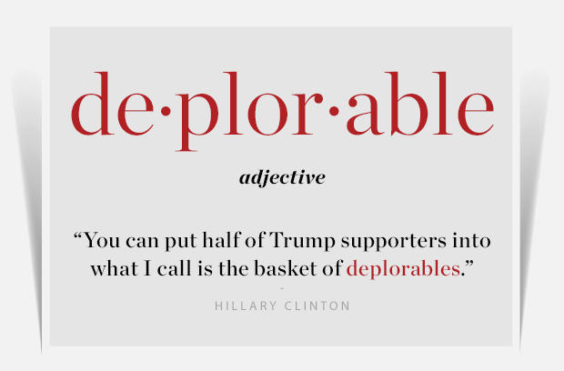 A campaign 2016 dictionary