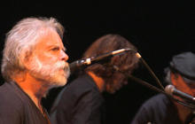 "Saturday Sessions: Bob Weir performs ""Only a River"""