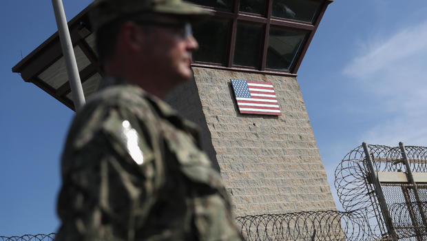 Inmates in Guantanamo Bay drop to 40