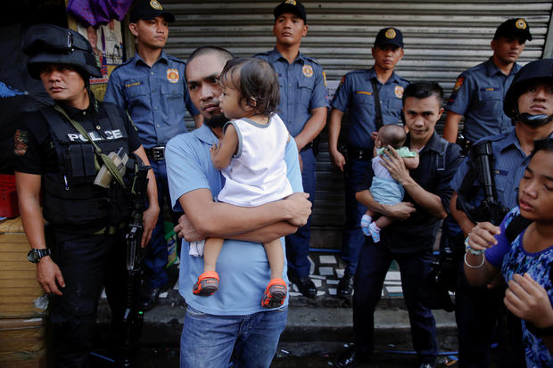 The Philippines' deadly drug war