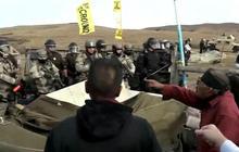 Activists protest Dakota Access Pipeline online