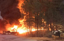 Alabama pipeline blast could boost gas prices