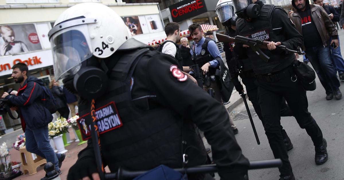 Pro-Kurdish politicians arrested in Turkey, government ...