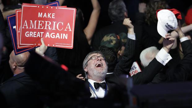 Election Day 2016: America votes