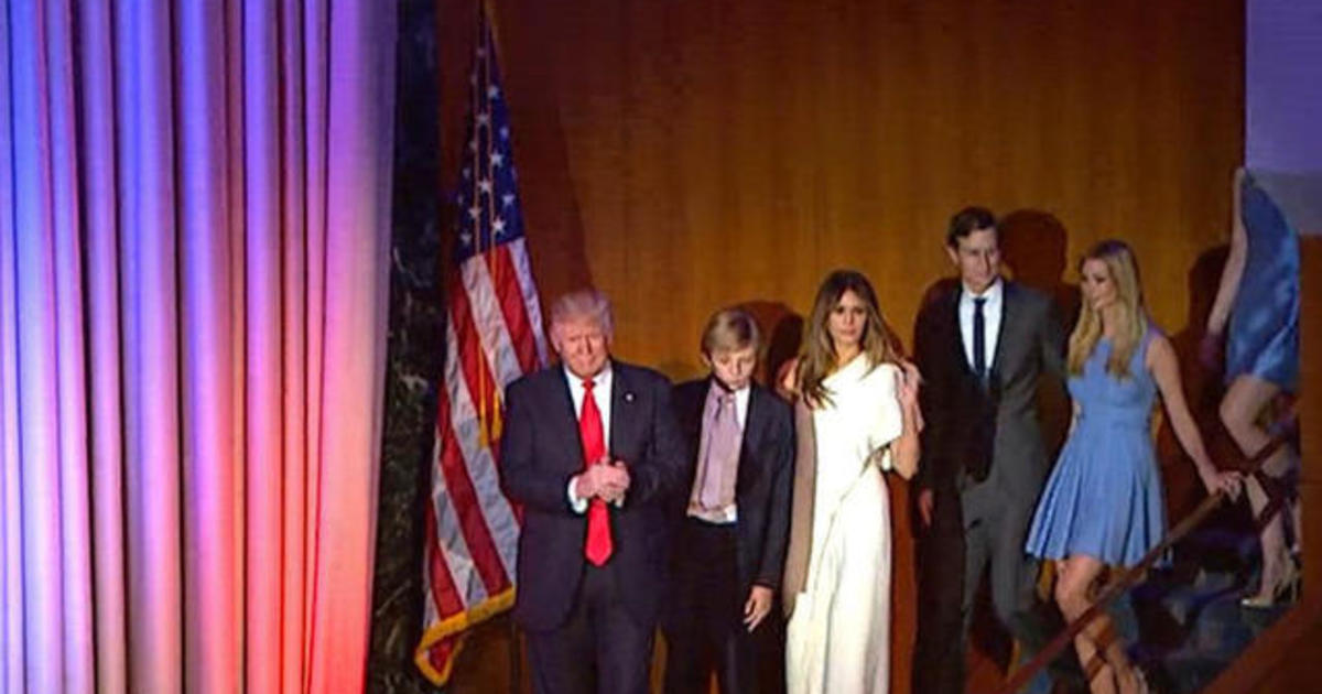 Presidential election results 2016: In a stunner, Donald Trump wins ...