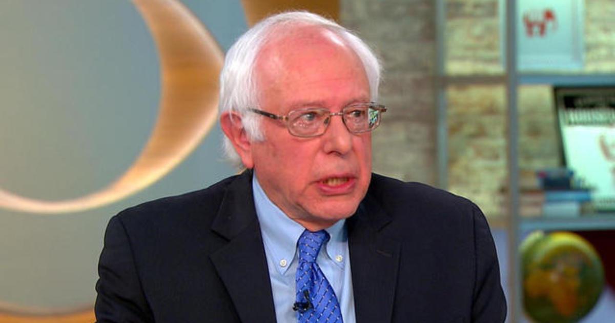 "Bernie Sanders ""deeply humiliated"" Democrats can't talk to ..."
