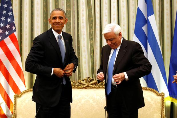 President Obama's final tour of Europe