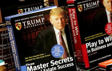 Trump University agrees to $25M settlement