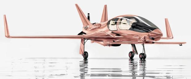 Fantasy gift: Cobalt Valkyrie-X private plane - Neiman Marcus ...