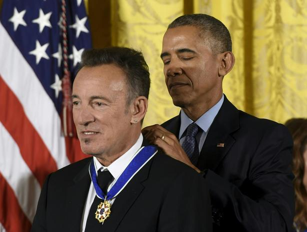 Medal of Freedom recipients