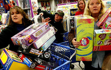 Is Black Friday worth going to anymore?