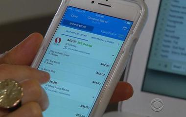 Technology offering shoppers new ways to save on groceries