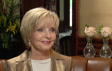 From the archives: Florence Henderson, America's Mom