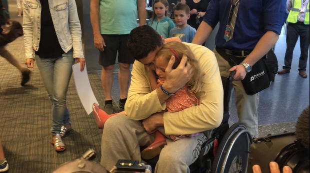 Sebastien Bellin's homecoming surprise