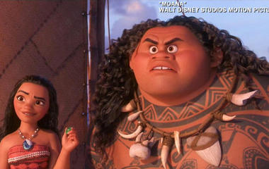 """""""Moana"""" doesn't disappoint over Thanksgiving weekend"""