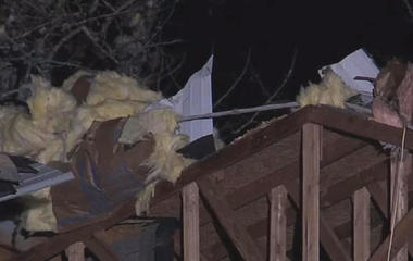 Deadly storms tear through the South