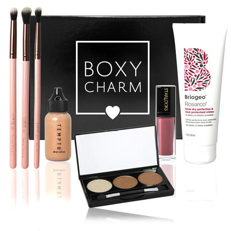 Boxycharm 21 Per Month 6 Top Womens Subscription Gift