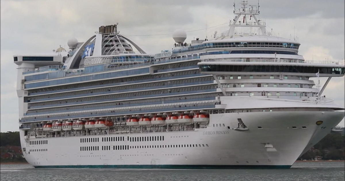 Carnival's Princess Cruises to pay $40 million for dumping ...