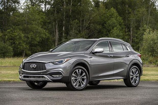 Infiniti qx30 lease deals