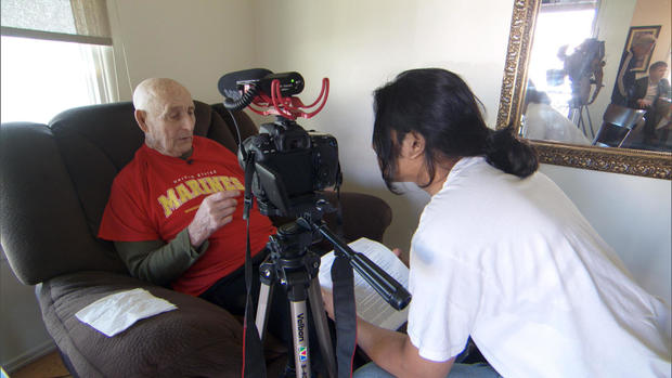 Why one young man made it his mission to interview WWII veterans (cbsnews.com)