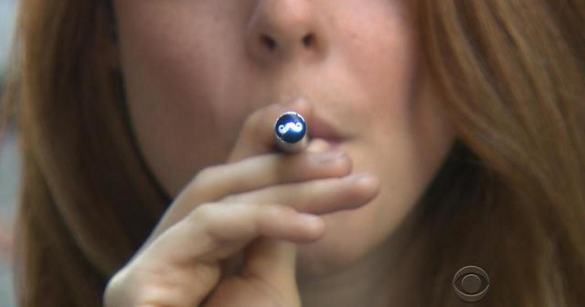 Nicotine In E-Cigarettes Harmful To Teens, Surgeon General -5163